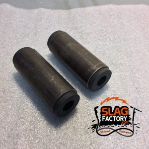 Solid Axle Swap Frame Tubes