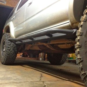 Toyota Rock Sliders