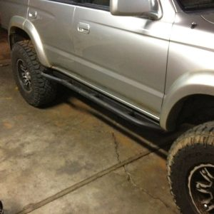Toyota Rock Sliders